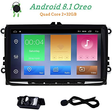 Octa Core Android 8.1 Car GPS Navi Radio For Honda Accord 7th 2004-2006 Stereo