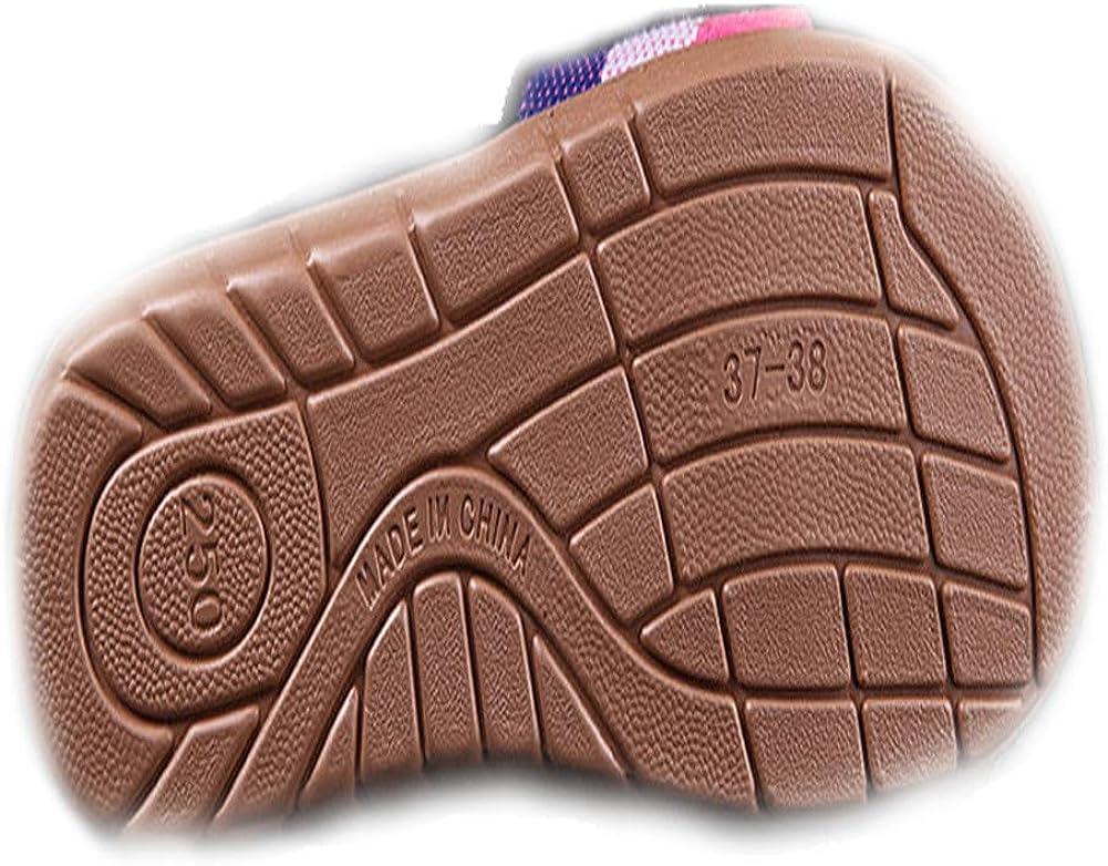 EULAGPRE Zapatillas de Lino Zapatos de Piso Zapatillas de Cinturón ...
