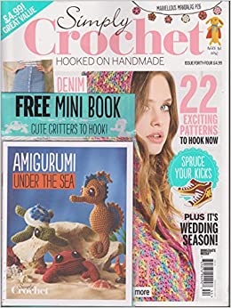 Love Crochet magazine May 2019 Archives - Free PDF Magazine download | 346x260