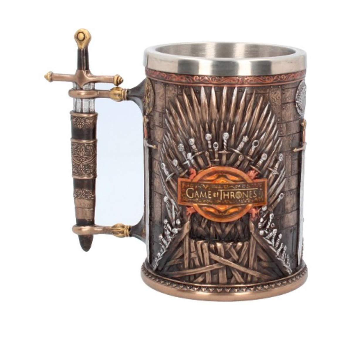 Game of Thrones - Iron Throne Tankard