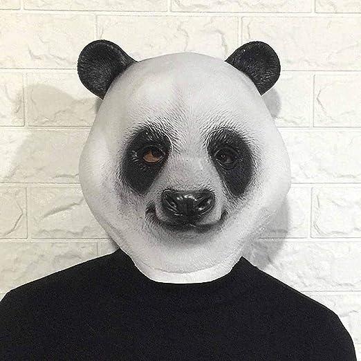 Lindo Panda Adulto Cosplay Careta Disfraz MáScara De Fiesta De ...