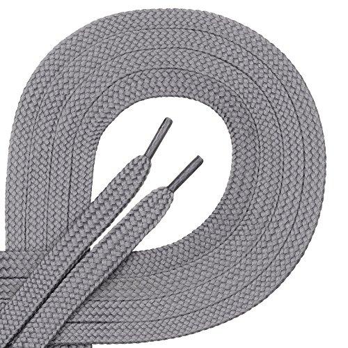 100 – Cotone Resistente Cm 7 Ficchiano Piatti Mm 200 Lacci 45 Lunghezza Strappi 16 Agli Larghezza Di Ca Grau Qualità Colori z41wqWS