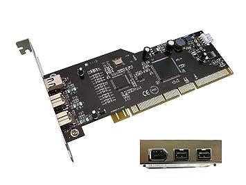 Kalea-Informatique - Tarjeta PCI-X FireWire 800 (IEEE1384b ...