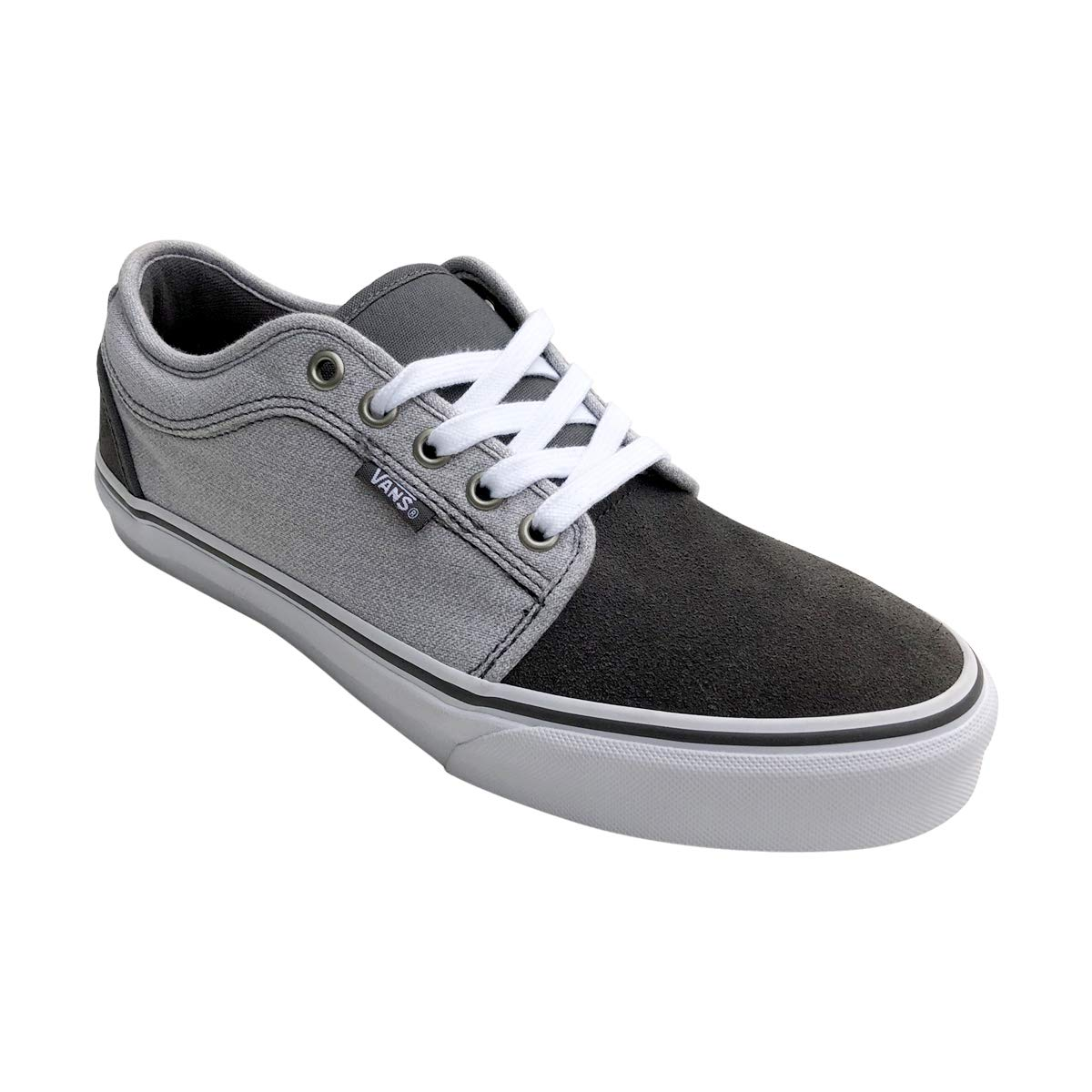 Suiting) Informal Low Chukka Vans Pewter hombre gris Frost