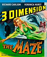 The Maze 3-D [Blu-ray] from Kino Classics