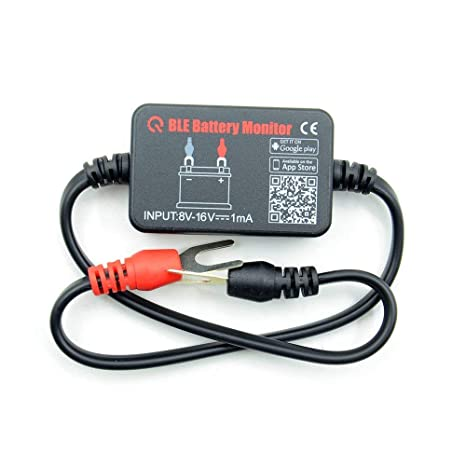 Bluetooth Battery Monitor Auto Car Motor 12v Battery Voltage Tester