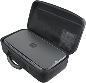Adada Hard Case for HP OfficeJet 250 All-in-One Portable Printer (CZ992A)