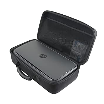 Adada Difícil EVA Caso para HP OfficeJet 250 Mobile AiO Impresora ...