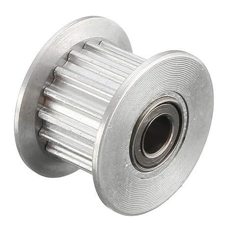 3 poleas de transmisión de Aluminio 16T GT2 de 3 mm con 16 Dientes ...