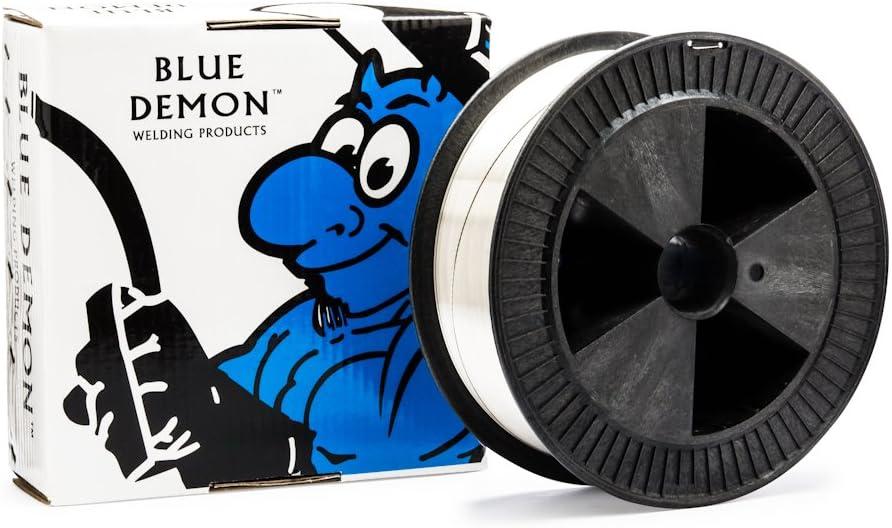 Blue Demon 308LSI X .035 X 10LB Spool stainless steel welding wire