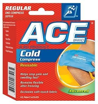 Amazon.com: ACE Bolsa de frío Comprimir – Comprar Packs y ...