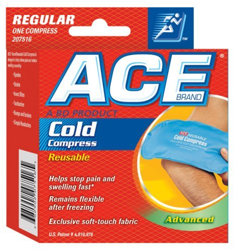 ACE Reusable Cold Compress - Buy Packs and Save (Pack of 3)