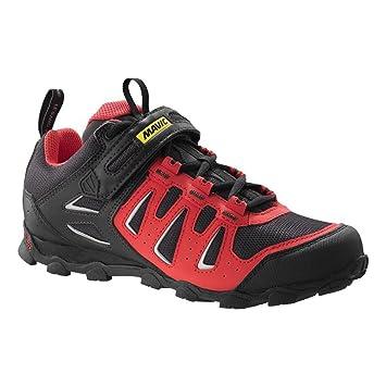 Mavic Crossride Elite zapatos de la mujer, Unisex, L379319008, Grey/Papaya/Black, 8: Amazon.es: Deportes y aire libre