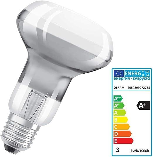 Osram LED Reflektorlampe Filament Parathom R63 2,8 Watt 827 2700 Kelvin warmweiss extra E27 klar
