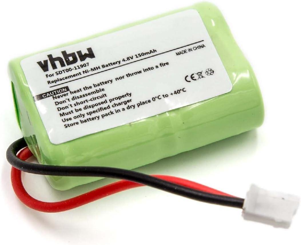vhbw Batería para Collar adiestramiento para Perros SportDog SD-350, SD-400, SD-800.