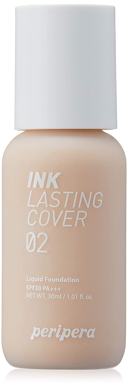 Peripera Ink lasting cover foundation