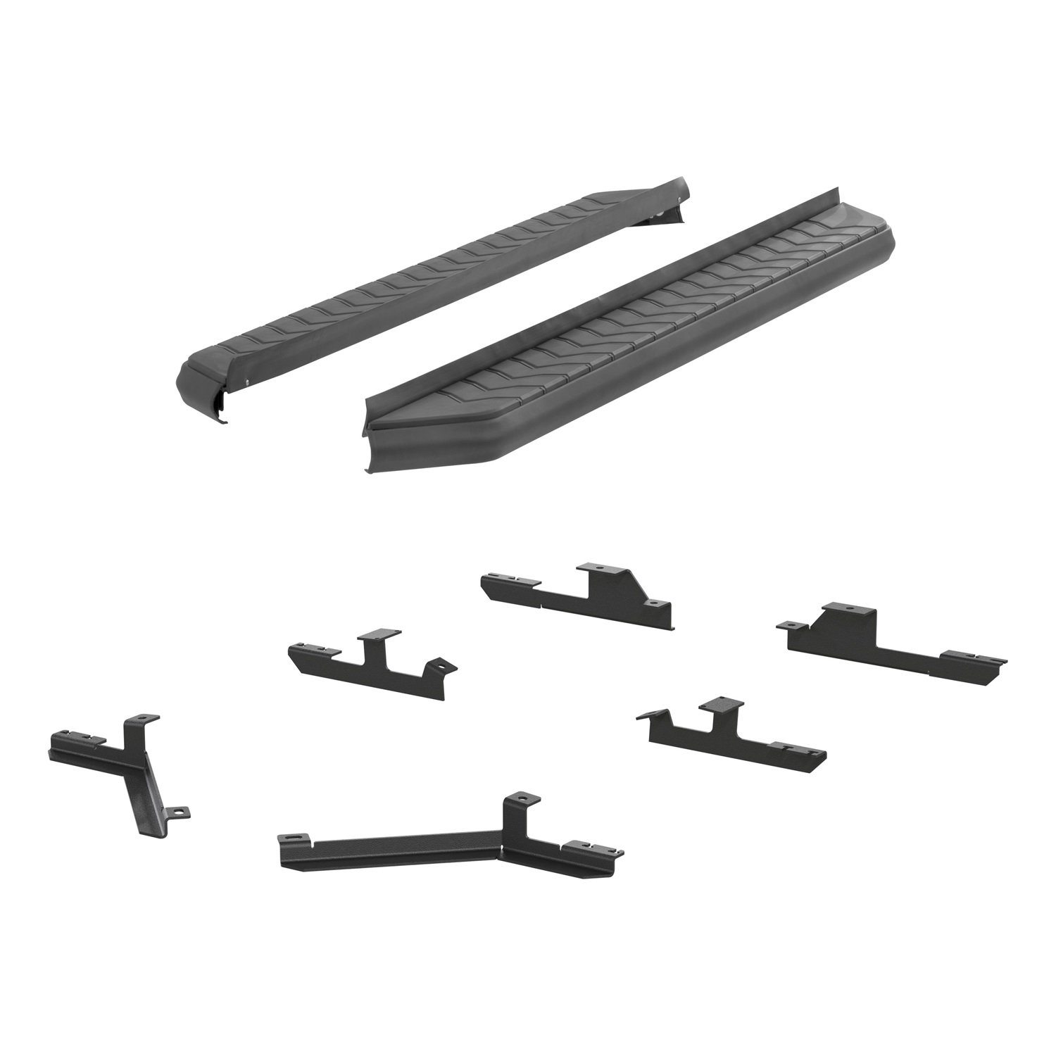 Aries 2061022 5 AeroTread Running Board with Brackets