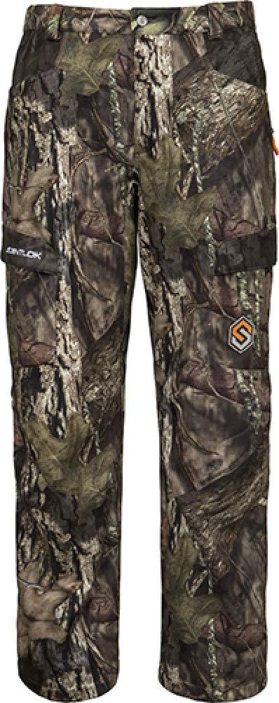ScentLok Men's Full Season TAKTIX Hunting Pants, Mossy Oak Break-Up Country, XL by ScentLok