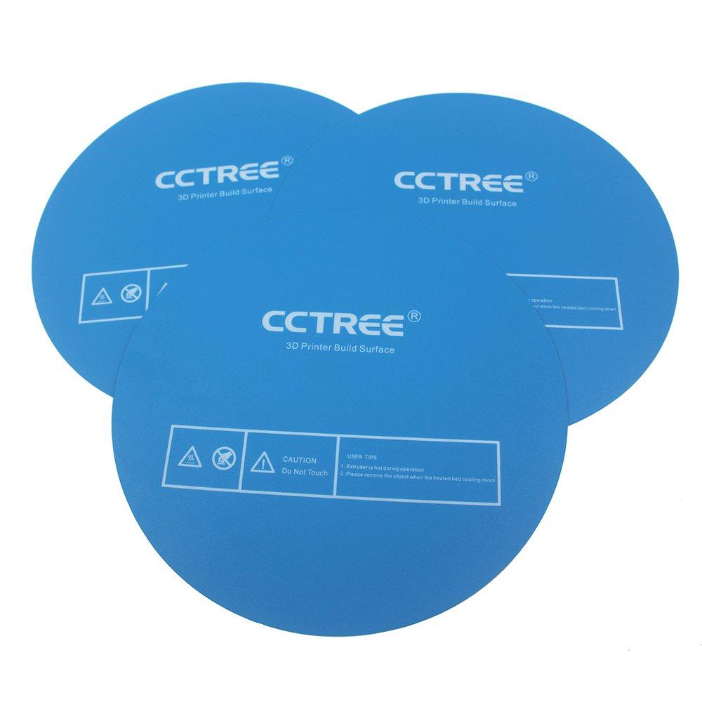 CCTREE - Placa de superficie para impresora 3D (305 x 305 mm ...