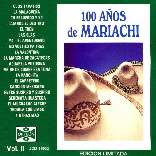 ... 100 Años de Mariachi, Vol. II