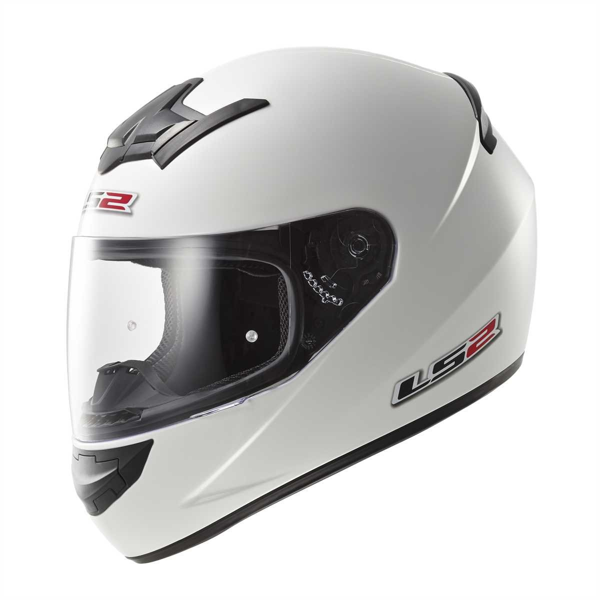 53//54 Cr/áneo Negro LS2 Casco Integral XS