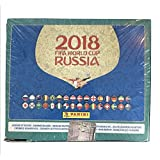 Panini World Cup Russia 2018 INTERNATIONAL Version Sticker Box 104 packets