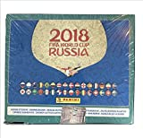 World Cup Russia 2018 INTERNATIONAL Version Sticker Box 104 packets