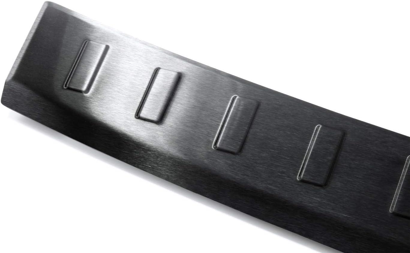 tuning-art L383 Combi Protection de seuil de Coffre Chargement Couleur:Argent