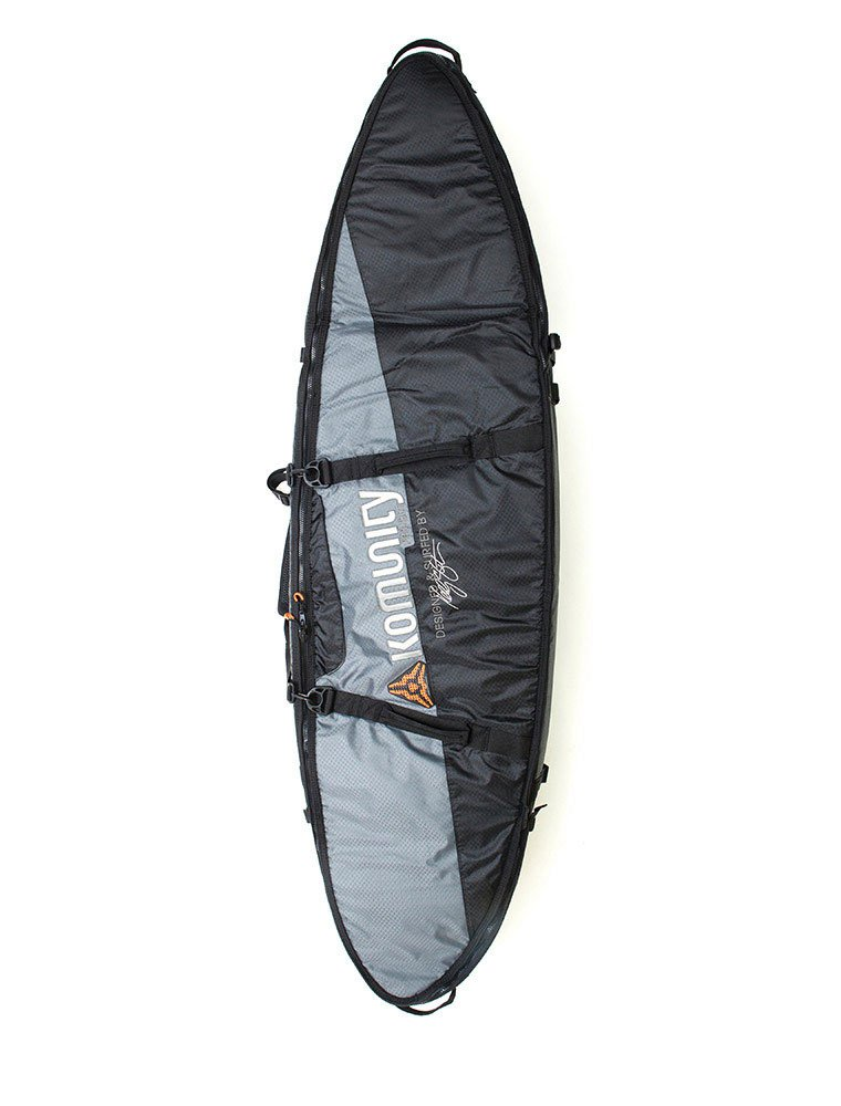 Kelly Slater's Komunity Project Stormrider Traveller Double Shortboard Surfboard Travel Bag - 6'4 by Komunity Project   B00DQAJ35E