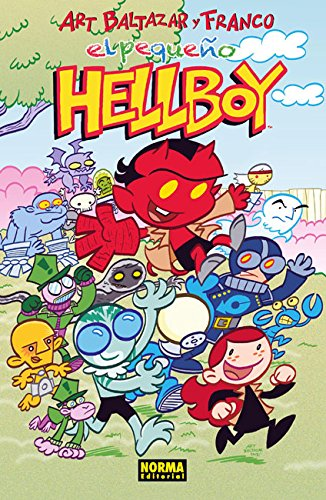 Descargar Libro El Pequeño Hellboy Art Baltazar - Franco