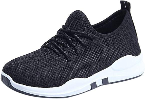 Tefamore Zapatillas Deportivas de Mujer Running Zapatos para ...