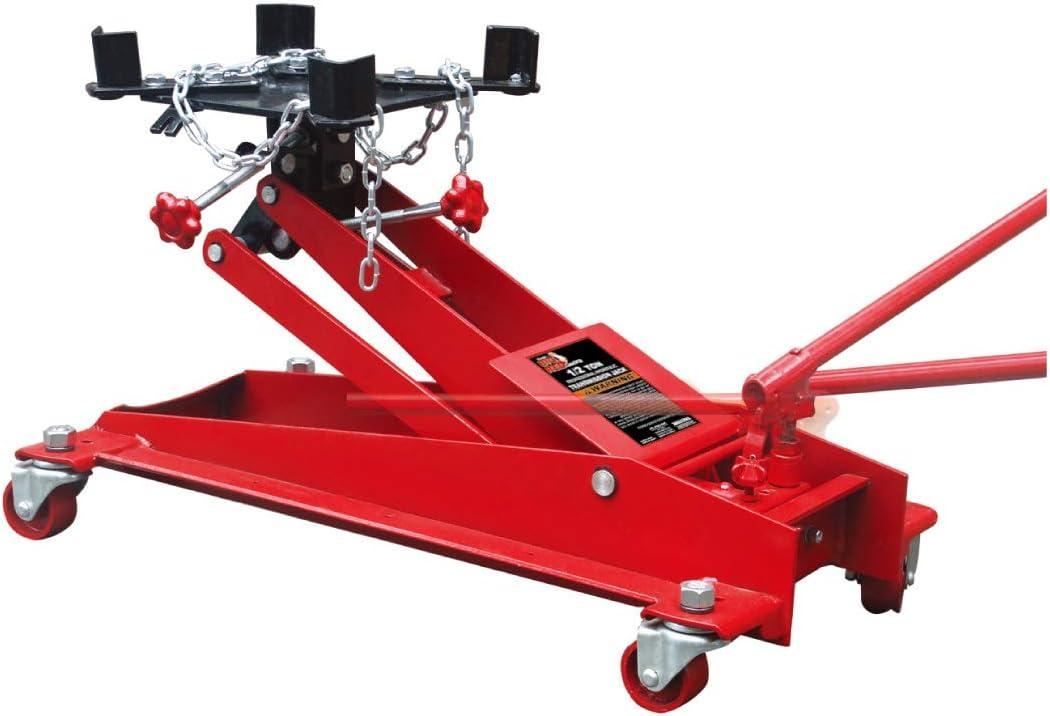 Big Red TR4076 Torin Hydraulic Roll-Under Transmission/Floor Jack