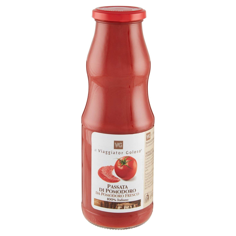 Il Viaggiator Goloso Passata di Pomodoro da Pomodoro Fresco - 690 g