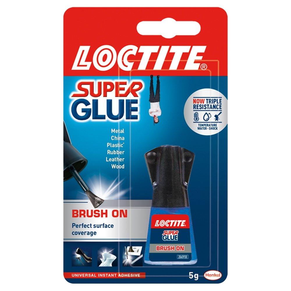 Loctite Super Glue Easy Brush - Super Colla 1621074 B0001P0DJW