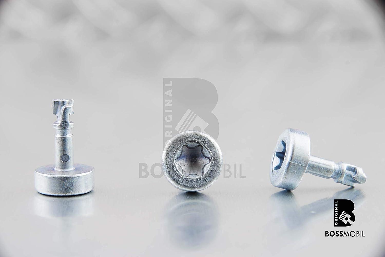 5 St/ück Original BOSSMOBIL kompatibel mit INNENTORX SCHRAUBE ZYLINDERKOPFHAUBE E87 E90 E91 E60 E61 E63 E64 E65 E85 E86#NEU# 11127531561 14 X 16 X 5 mm Menge
