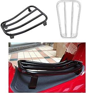 PRO-KODASKIN New Luggage Holder Luggage Support Shelf Rack for Scooter GTS300 GTV300 (Black)