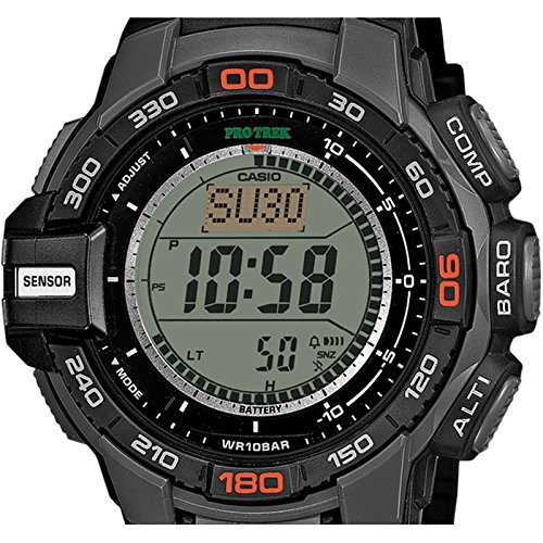 e97cfb843993 Casio - Watch - PRG-270-1E  Amazon.co.uk  Watches