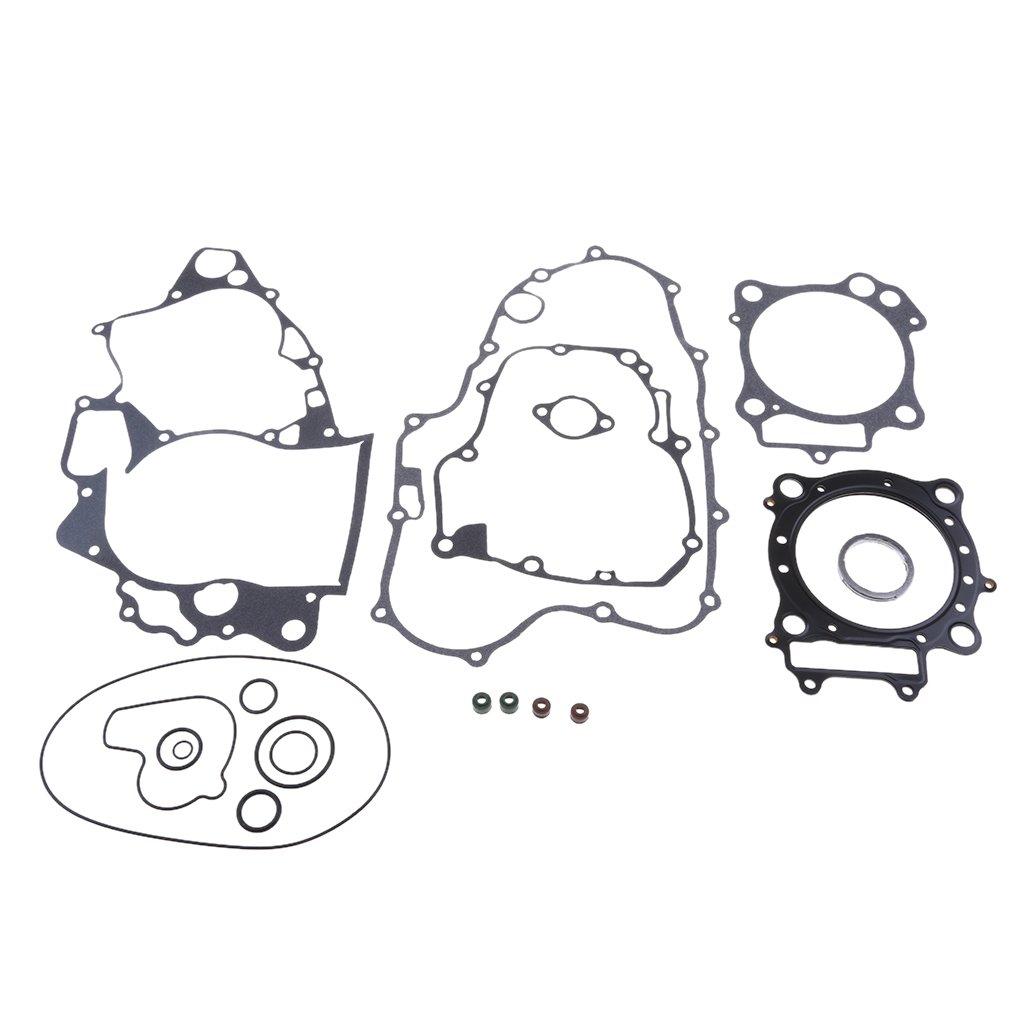 MagiDeal Complete Engine Gasket Set Top & Bottom End Gaskets for Honda CRF450X