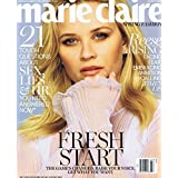 Marie Claire March 2018 小さい表紙画像