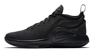 newest c22f3 37233 ... coupon nike nike lebron james witness ii scarpe basket uomo nere black  6.5 23695 b84cd