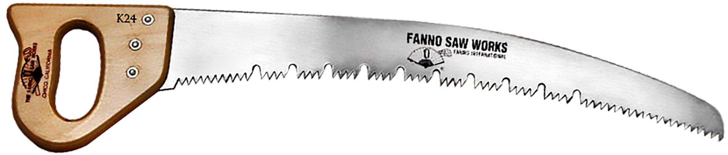 Fanno 22.5'' Rigid Handle Pruning Saw (570mm) #K24