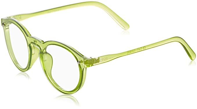 Ocean Unisex-Erwachsene Sonnenbrille Eye, Grün (Verde Trasparente), 52
