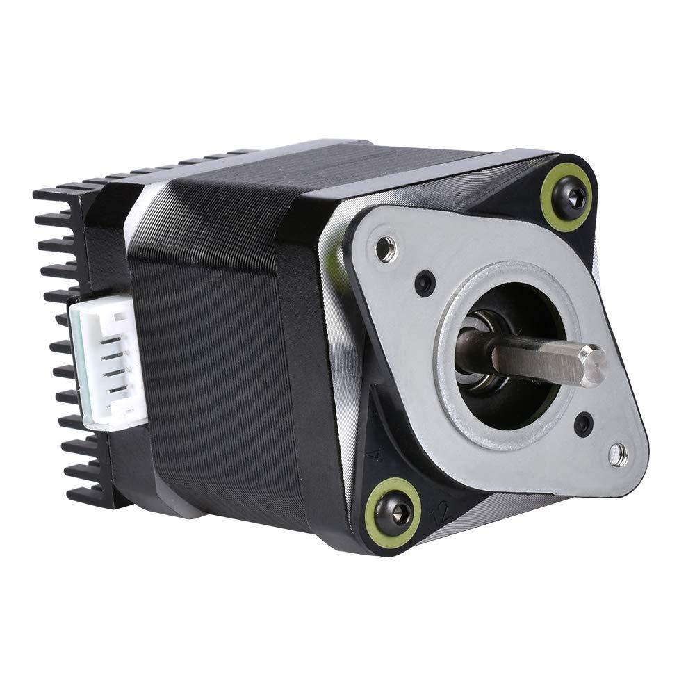 4pcs PoPprint Nema 17 Stepper Damper Stepper Motor Vibration Dampers Heat Sink For CNC 42 Stepper Motor Shock Absorber