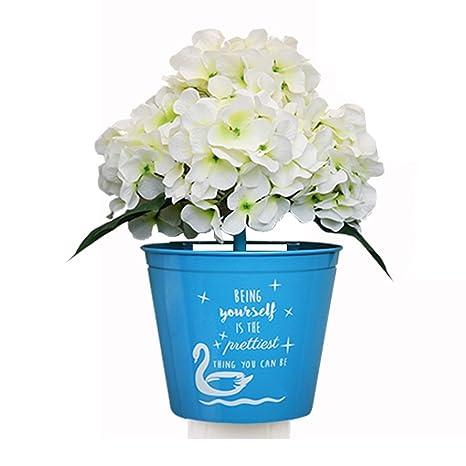 Soporte de papel creativo nórdico de la flor del cuarto de baño, sostenedor de papel