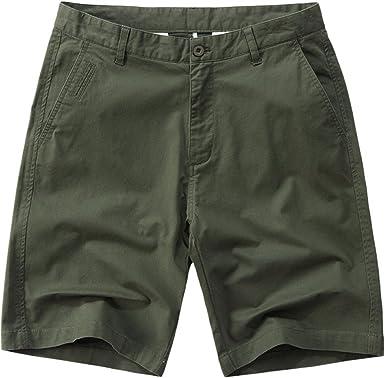 Ropa De Hombre Algodón Deportes Informal Bermuda Beach Shorts ...