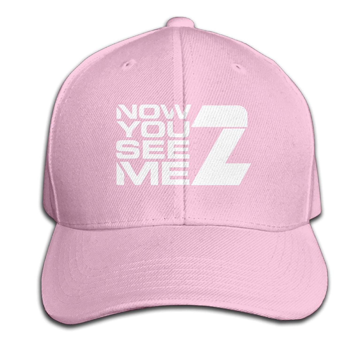 ALIZISHOP Unisex Now You See Me 2 Poster Peaked Baseball Caps Hats