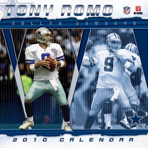 Tony Romo (Dallas Cowboys) 2010 Wall -