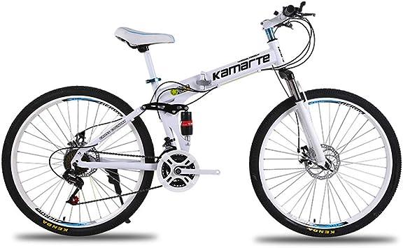 OD-B Bicicleta de montaña Plegable 6 Cuchillo/Rueda de radios ...