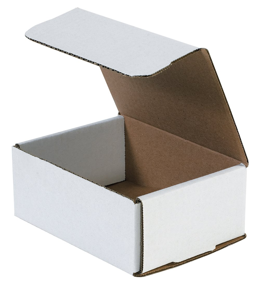 "Box Partners Corrugated Mailers, 10"" x 4"" x 2"", 50 Each per Bundle (M1042) : Box Mailers : Industrial & Scientific"