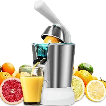 Oferta amazon: Cecotec Zitrus PowerAdjust 600 Exprimidor naranjas eléctrico de Brazo, 600 W con Filtro regulador de Pulpa, Filtro de Acero INOX, Dos Conos de Diferente tamaño